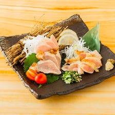 究極の鶏肉!大摩桜は圧巻の味です!