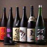 貴重な日本酒も味わえる『Tomoru屋』