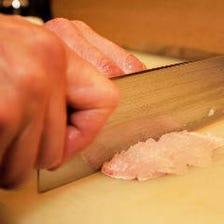 五感で味わう美しい日本料理をどうぞ