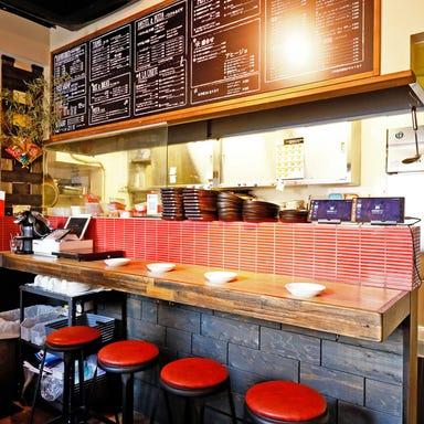 イタリア大衆食堂 グリルGate 玉造店  店内の画像
