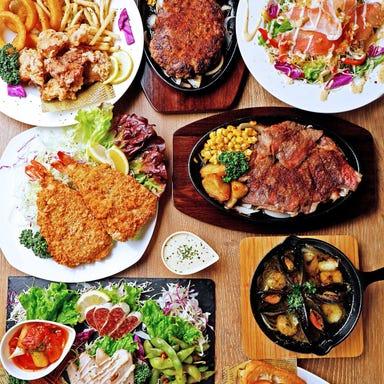 イタリア大衆食堂 グリルGate 玉造店  コースの画像