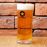 生ビール(サッポロ黒ラベル)