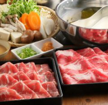 食べ飲み放題¥4500~と安いんです
