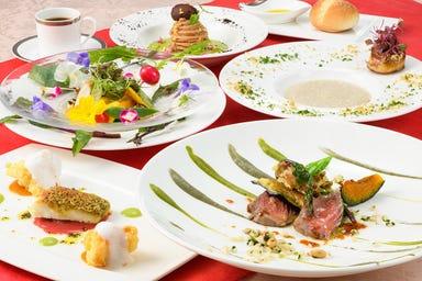 スカイレストラン 橿原  コースの画像