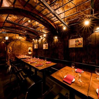 プライベート個室 肉バル MEATBOY N.Y 横浜店 店内の画像