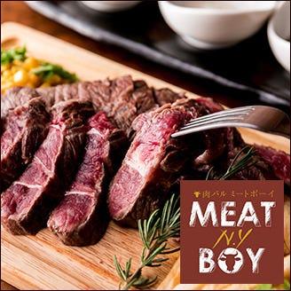 MEAT BOY N.Y Mitoboiyokohamaekimaeten