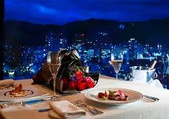 ホテルオークラ神戸 フランス料理 レストラン エメラルド