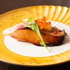 贅沢食材で仕立てる創作和食の逸品