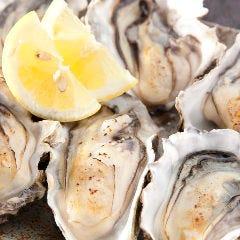 炙り 岩牡蠣