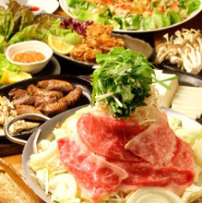 大阪名物!!黒毛和牛鉄板鍋