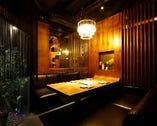 大人気!4名様~の完全個室。ご予約はお早めにどうぞ!!