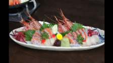 新鮮な鮮魚