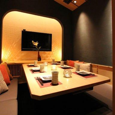 完全個室 和ダイニング 紫音 ~SHION~ 上野店 店内の画像