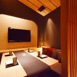 【離れ個室】 4~6名様用/離れにある静かな寛ぎの個室空間