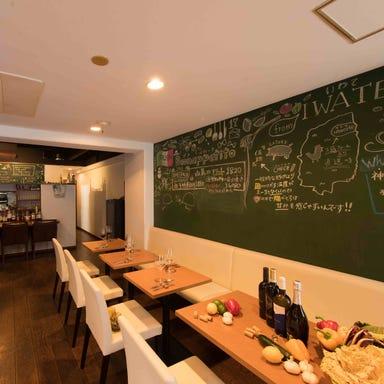 熟成魚×炭火イタリアン 17‐unosette(ウノセッテ)‐調布店 店内の画像