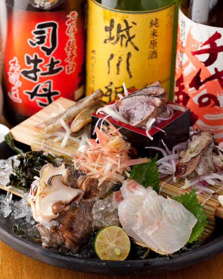 丹精込めて作られた日本酒は料理との相性も抜群!