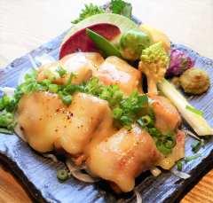 愛媛・松山どり 特製たれチーズ焼き