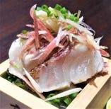 愛媛 みかん鯛の藁焼き