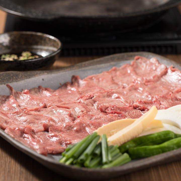 肉の旨味を引き出す秘伝の絶品スープ