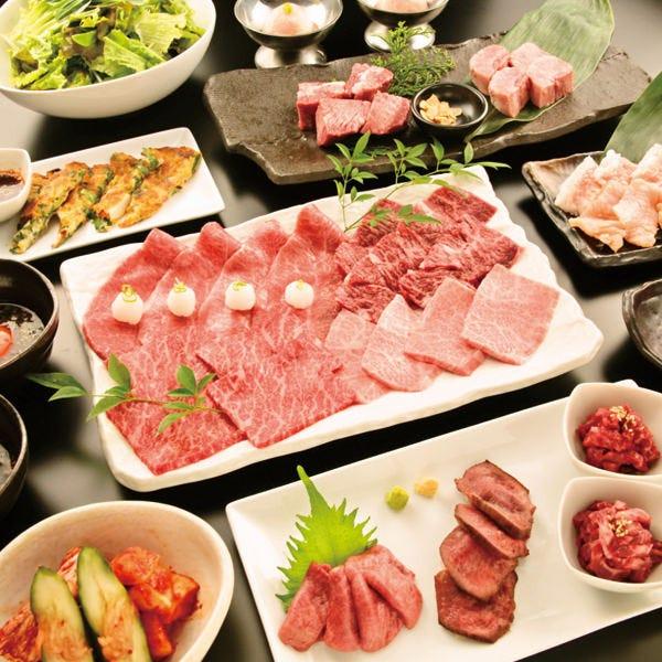 お得な宴会コースは5280円~(税込)