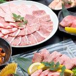 お肉をしゃぶしゃぶ風にサッと焼いて食べる「焼きしゃぶ」は絶品