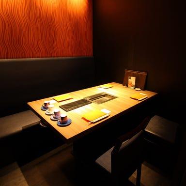 焼肉 SEJONG 錦店 店内の画像
