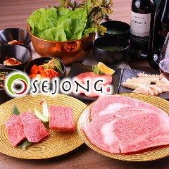 焼肉 SEJONG 錦店