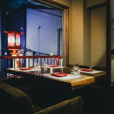 池袋ビアガーデン 完全個室&テラス席 お魚バル 3代目 魚徳 店内の画像