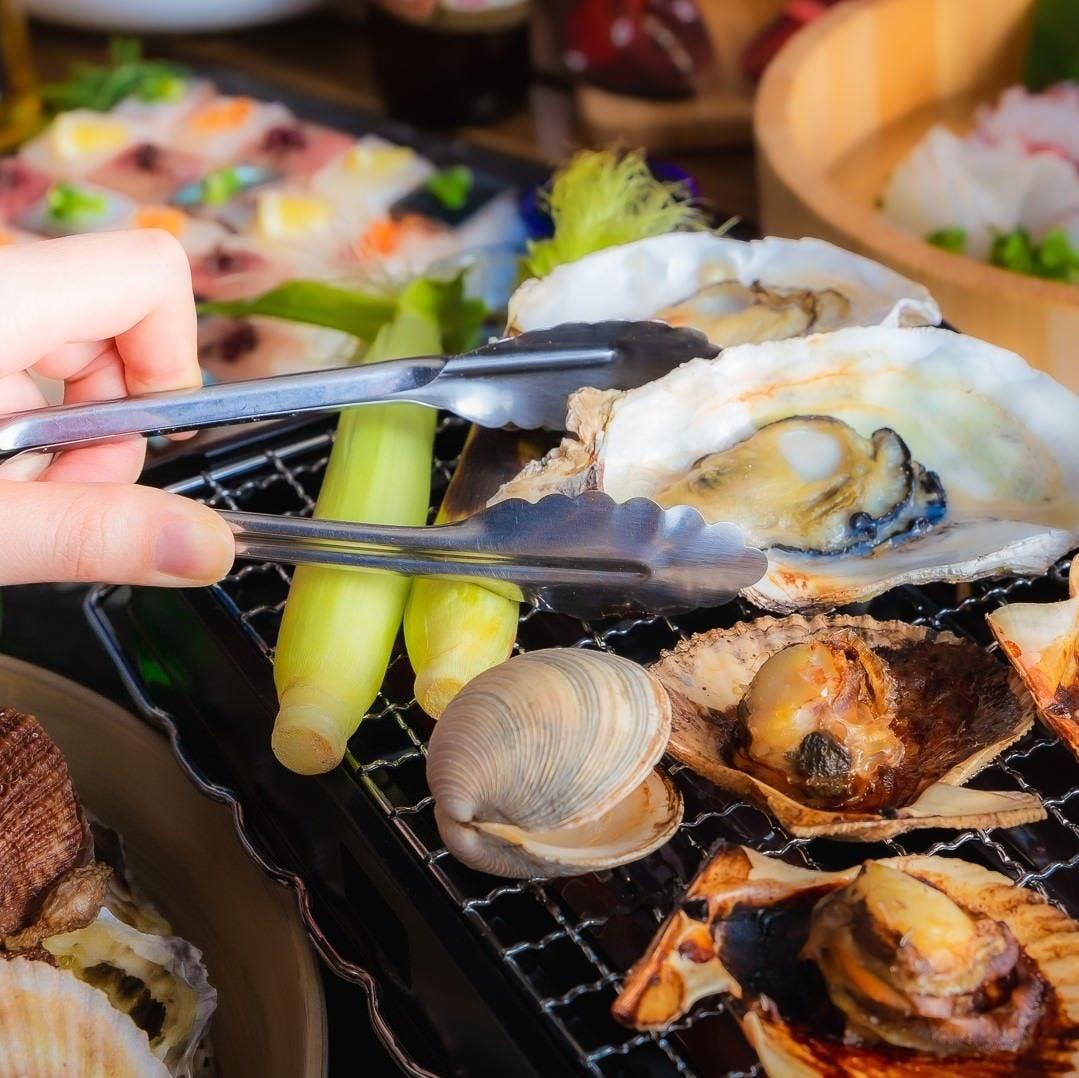 宮城の石巻田代島の鮮魚が朝獲れで!