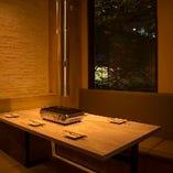 【個室】~8名様の完全個室2部屋完備(個室のみ喫煙可)