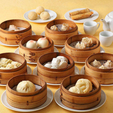 香港飲茶食べ放題 中華街香港大飯店  コースの画像