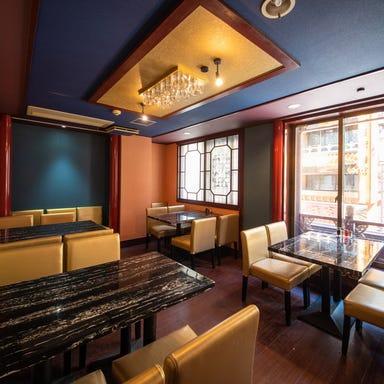 香港飲茶食べ放題 中華街香港大飯店  店内の画像