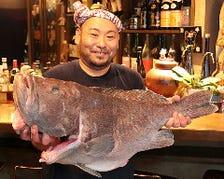 南河内産野菜 魚介類 大山鶏 馬刺等