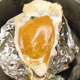 焼き牡蠣ゆず味噌