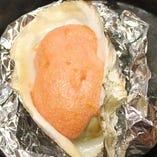 焼き牡蠣明太マヨ