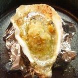 焼き牡蠣アンチョビ