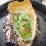 焼き牡蠣プロヴァンス