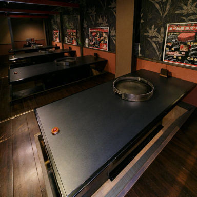 鉄板焼 善 DINING  店内の画像