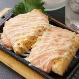 明太チーズ出し巻き/480円(税抜)