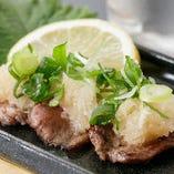 大人気牛タンを多彩な味で楽しむ『牛タン&ステーキ コース』<全12品>/4,500円