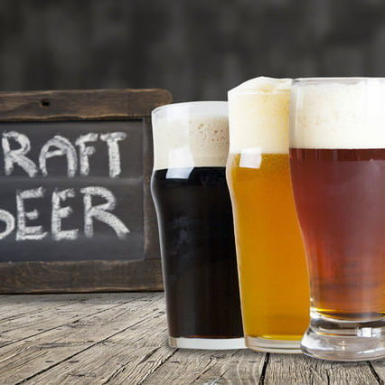 ついつい飲みたくなってしまうビールなどのドリンクも充実