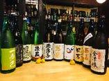 とりからたまごといえば実は日本酒!