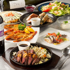 福島牛ステーキと肉汁ハンバーグ 文や~FUMIYA~