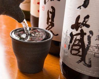 日本酒商店 YODARE 大塚店 コースの画像