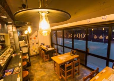 日本酒商店 YODARE 大塚店 店内の画像