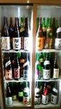 店内の日本酒メニュー50種すべて飲み放題