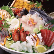 日本全国の鮮魚や畜産品を堪能。