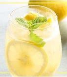 淡路産レモンのハニーレモンスカッシュ
