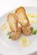 アクアパッツァのムースはアマルフィ海岸の香りです。