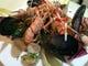 Insalata di frutti di mare 魚介のサラダ